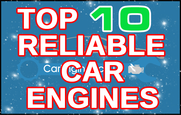 10 most Reliable Car Engines featured image