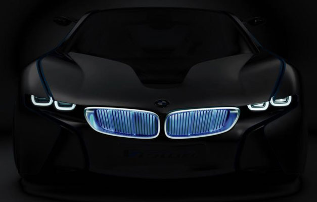 BMW's 100th Birthday Star Would Be An i8S Hybrid