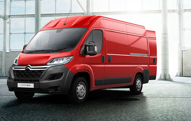 Citroen Relay Engines