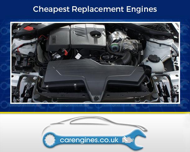 Engine For BMW 116i-Petrol