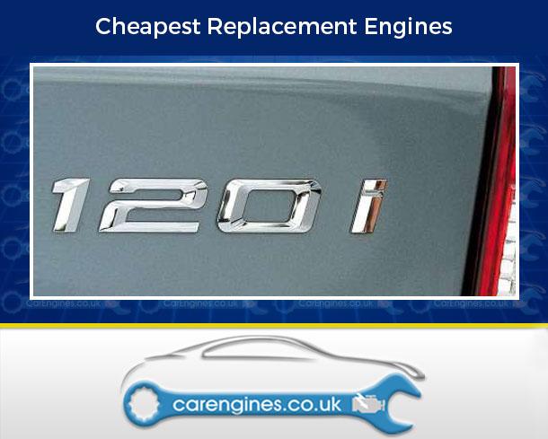 BMW 120i-Petrol