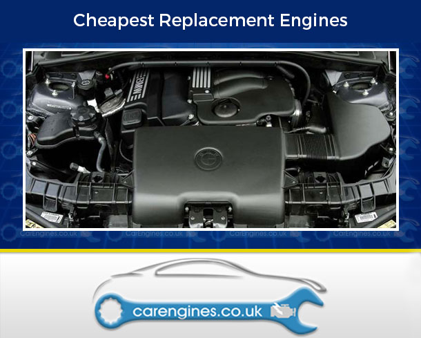 Engine For BMW 120i-Petrol
