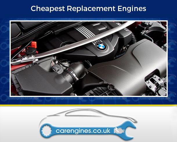 Engine For BMW 123d-Diesel
