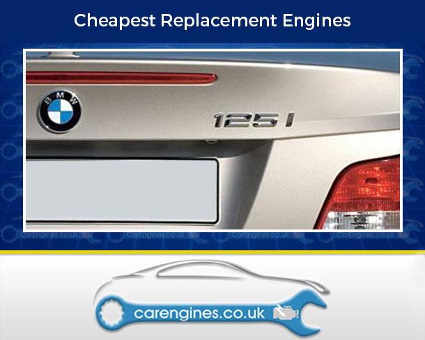 BMW 125i-Petrol