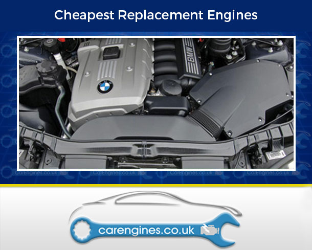 Engine For BMW 130i-Petrol