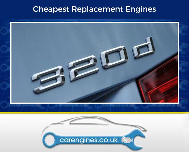 BMW 320d-Diesel