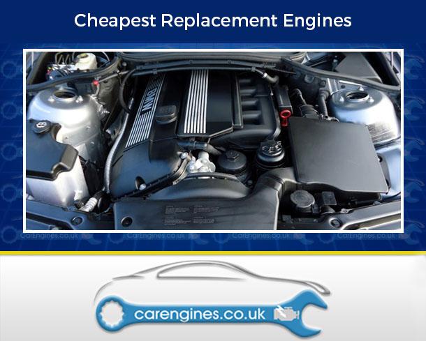 Engine For BMW 320i-Petrol