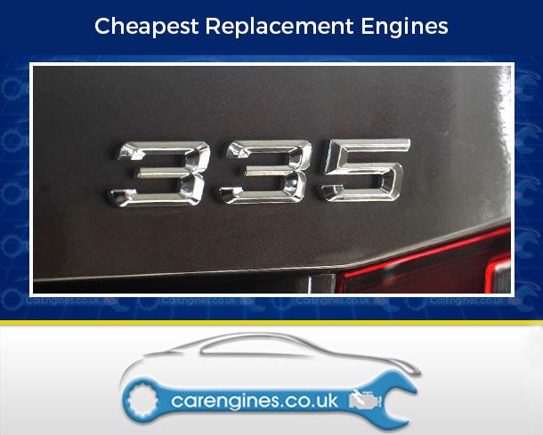 BMW 335-Petrol