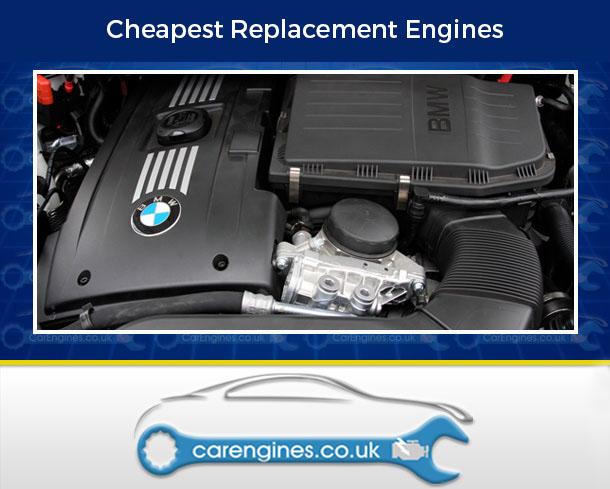 Engine For BMW 335-Petrol