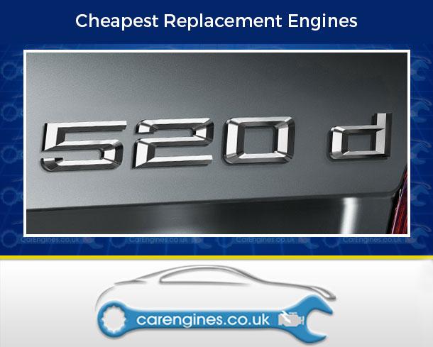 BMW 520d-Diesel
