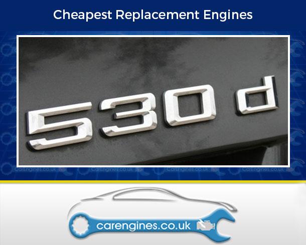 BMW 530d-Diesel