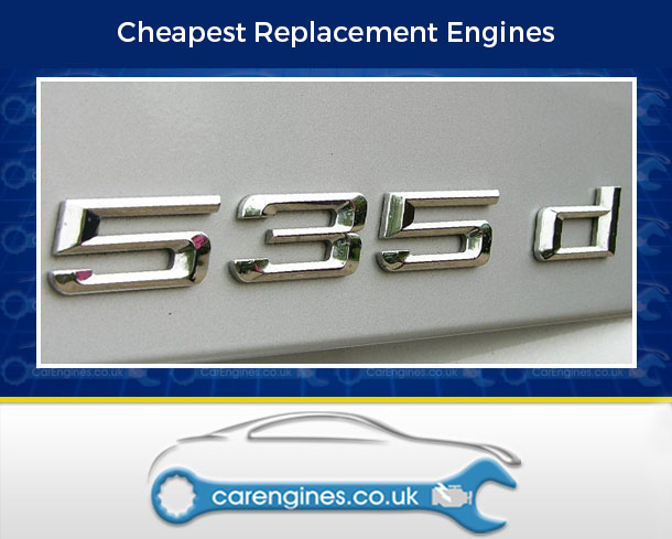 BMW 535d-Diesel
