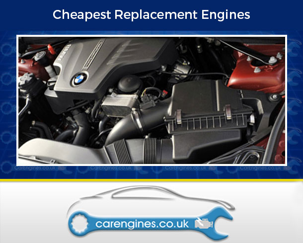 Engine For BMW 630-Petrol