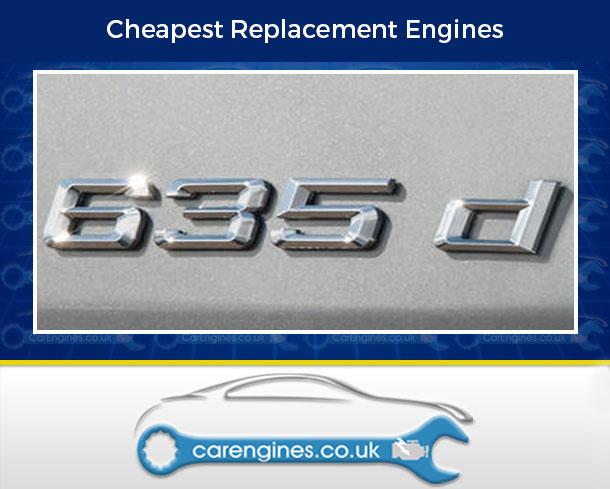 BMW 635d-Diesel