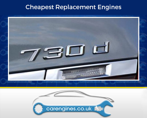 BMW 730d-Diesel