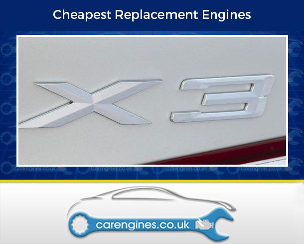 BMW X3-Petrol