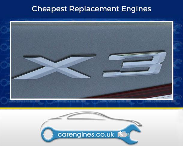 BMW X3-diesel
