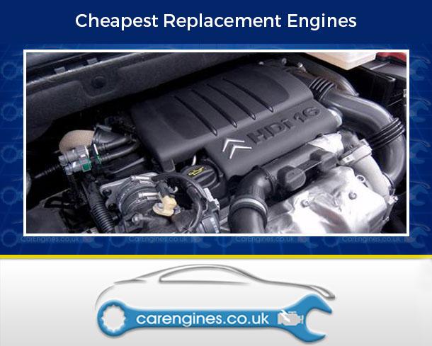 Engine For Citroen Berlingo-Diesel-Van