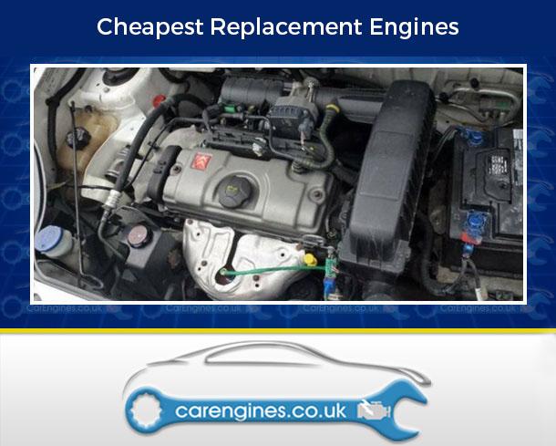 Engine For Citroen Berlingo-Petrol-Van