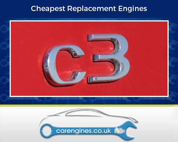 Citroen C3-Petrol