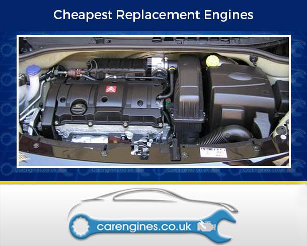 Engine For Citroen C3-Petrol