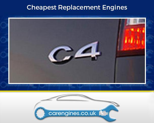 Citroen C4-Petrol