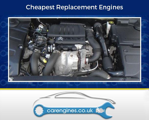 Engine For Citroen C5-Diesel