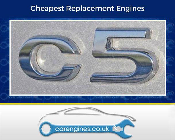 Citroen C5-Petrol
