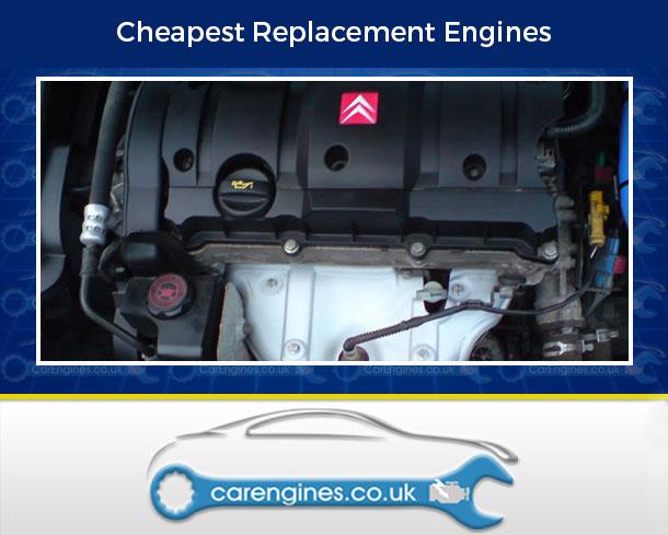 Engine For Citroen Xsara-Picasso-Petrol
