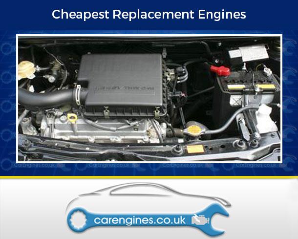 Engine For Daihatsu Terios