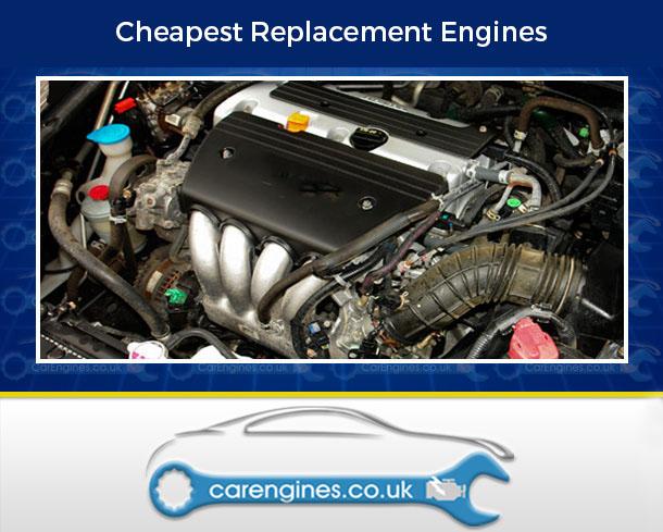 Engine For Honda Accord-Diesel