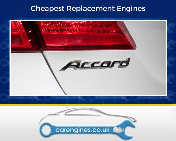 Honda Accord-Petrol