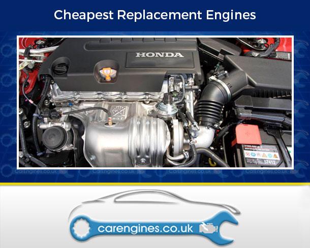 Engine For Honda Accord-Petrol