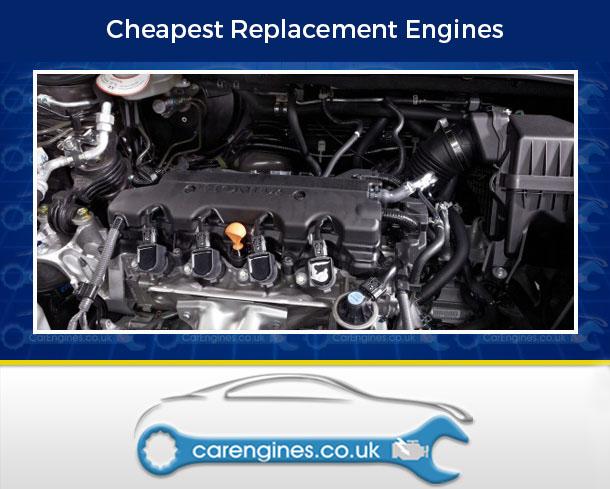 Engine For Honda CR-V-Diesel