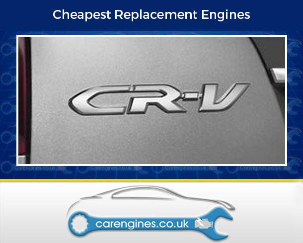 Honda CR-V-Petrol