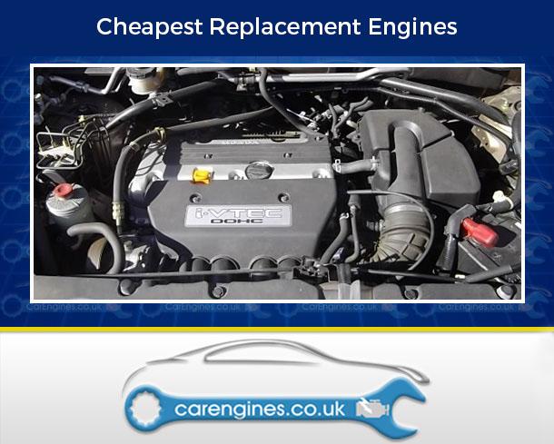 Engine For Honda CR-V-Petrol