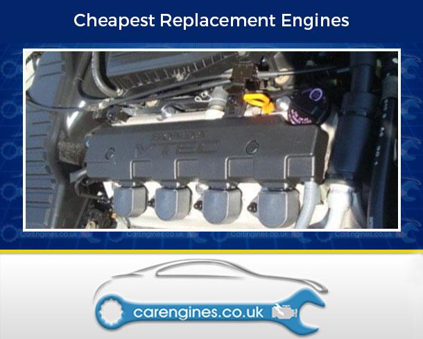 Engine For Honda Civic-Petrol
