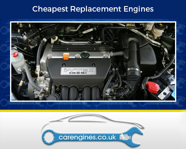 Engine For Honda FR-V