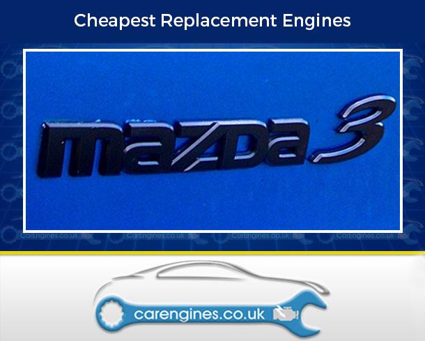 Mazda 3-Petrol