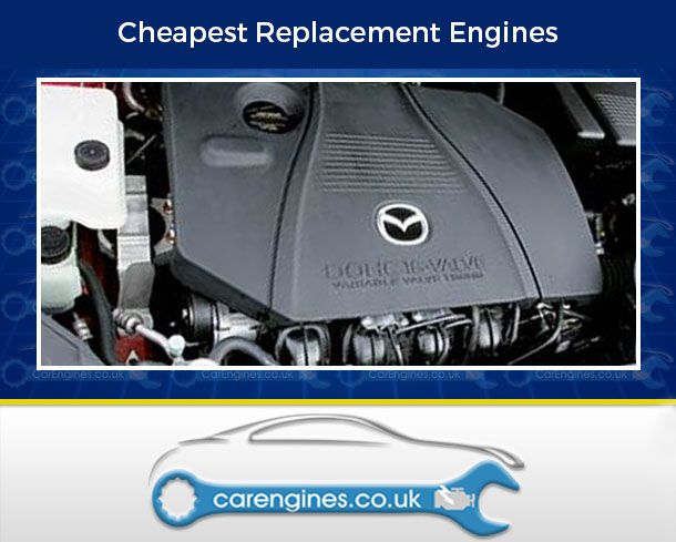 Engine For Mazda 5-Diesel