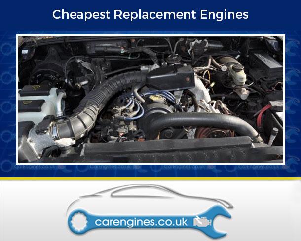 Engine For Mazda B2500-Diesel