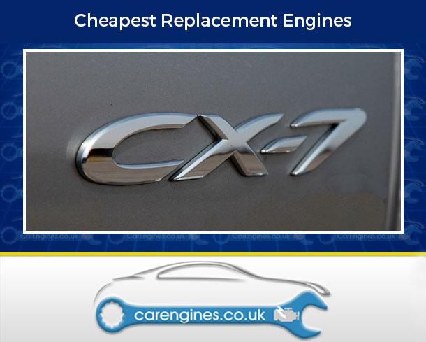 Mazda CX-7--Petrol