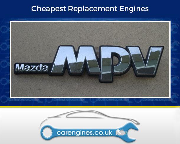 Mazda MPV-Petrol