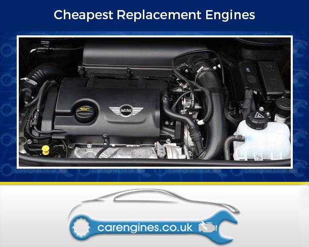 Engine For Mini Cooper-Petrol
