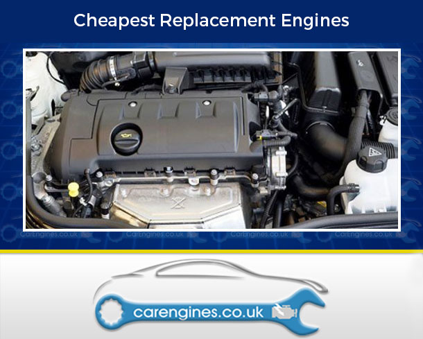Engine For Mini One-Petrol