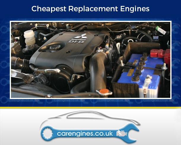 Engine For Mitsubishi Challenger-Diesel