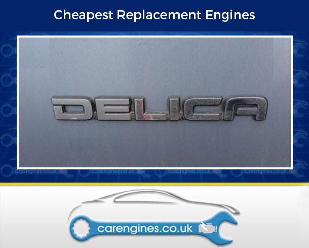 Mitsubishi Delica-Diesel
