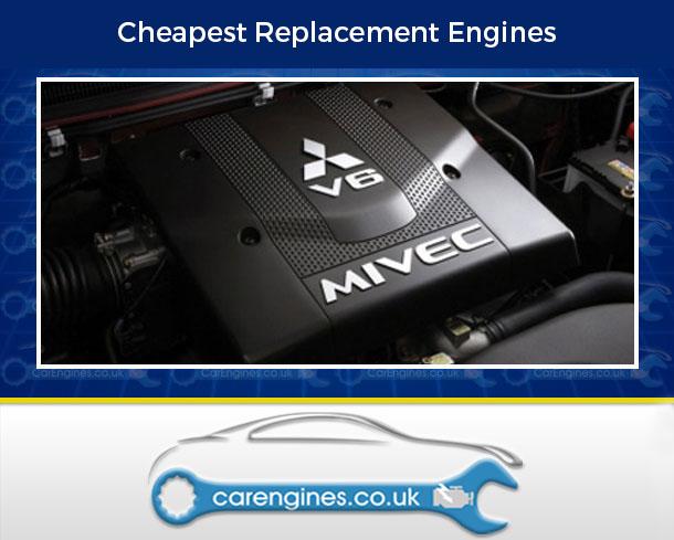 Engine For Mitsubishi Pajero-Petrol