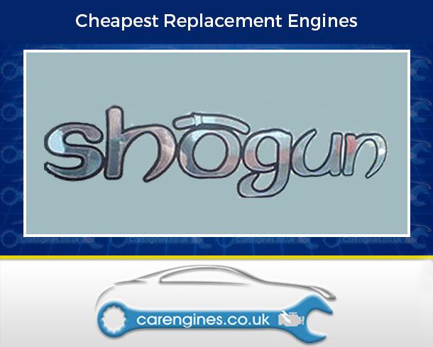 Mitsubishi Shogun-Diesel