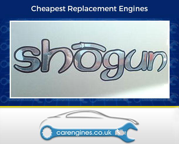Mitsubishi Shogun-Petrol